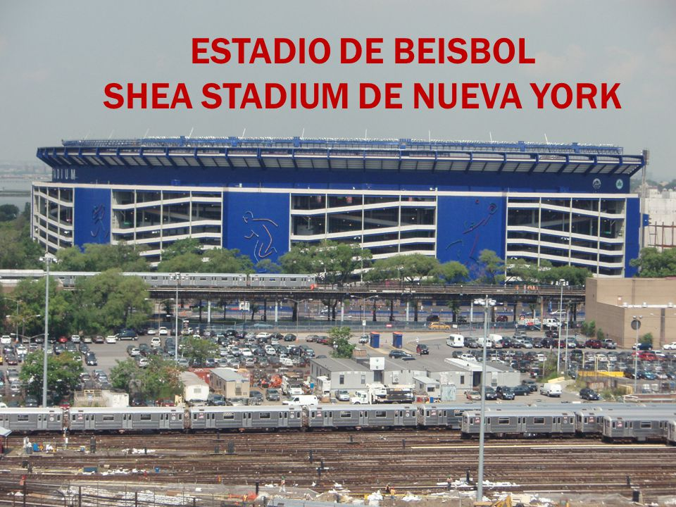 SHEA STADIUM DE NUEVA YORK