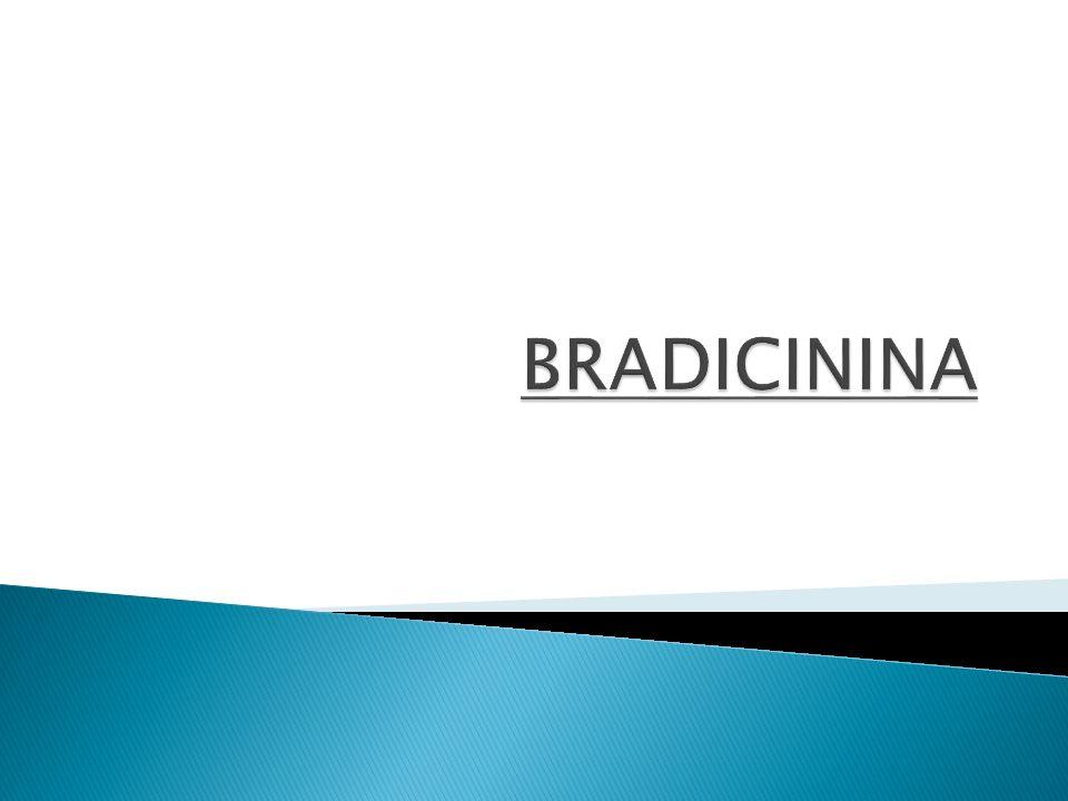 BRADICININA