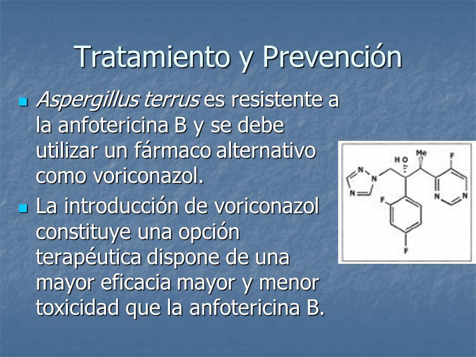 Tratamiento y Prevención