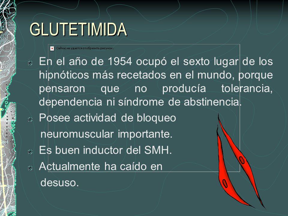 GLUTETIMIDA