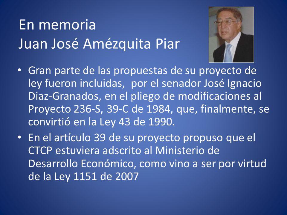 En memoria Juan José Amézquita Piar