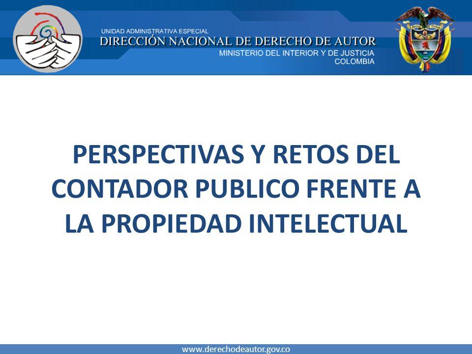 PERSPECTIVAS Y RETOS DEL CONTADOR PUBLICO FRENTE A LA PROPIEDAD INTELECTUAL