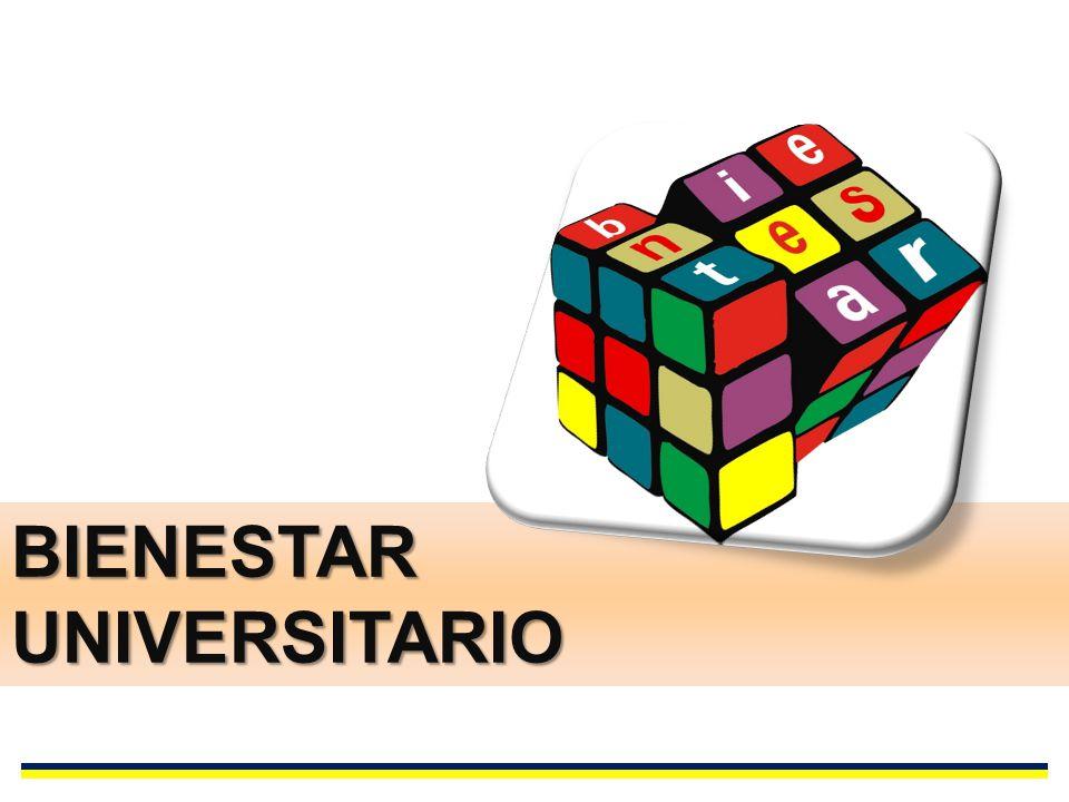 BIENESTAR UNIVERSITARIO PROPOSITOS DE FORMACION PERFILES