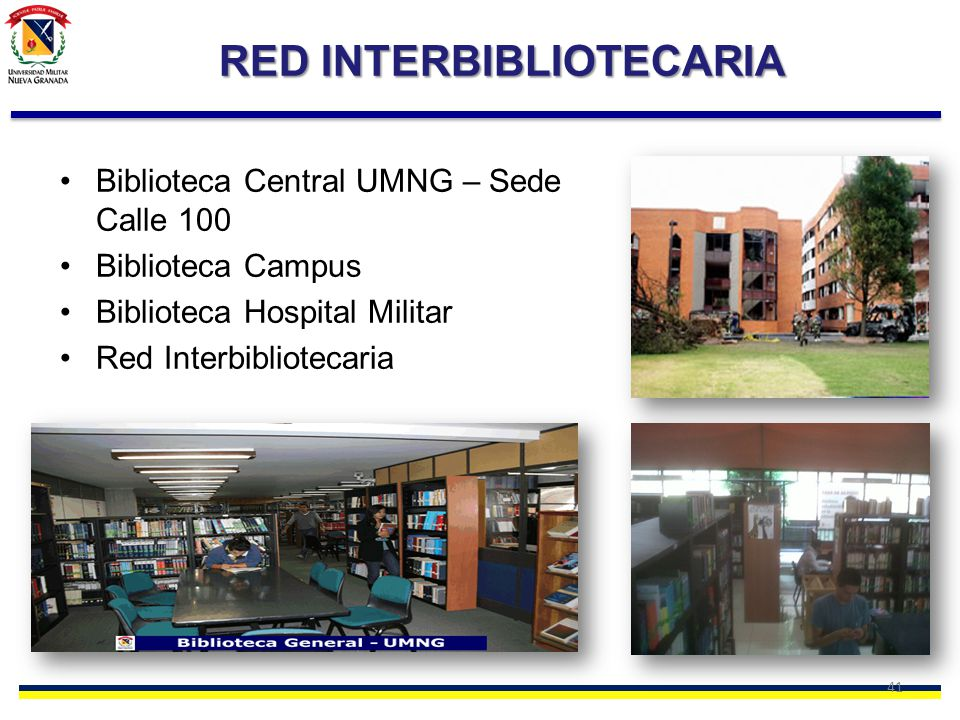 RED INTERBIBLIOTECARIA