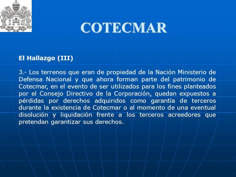 COTECMAR El Hallazgo (III)