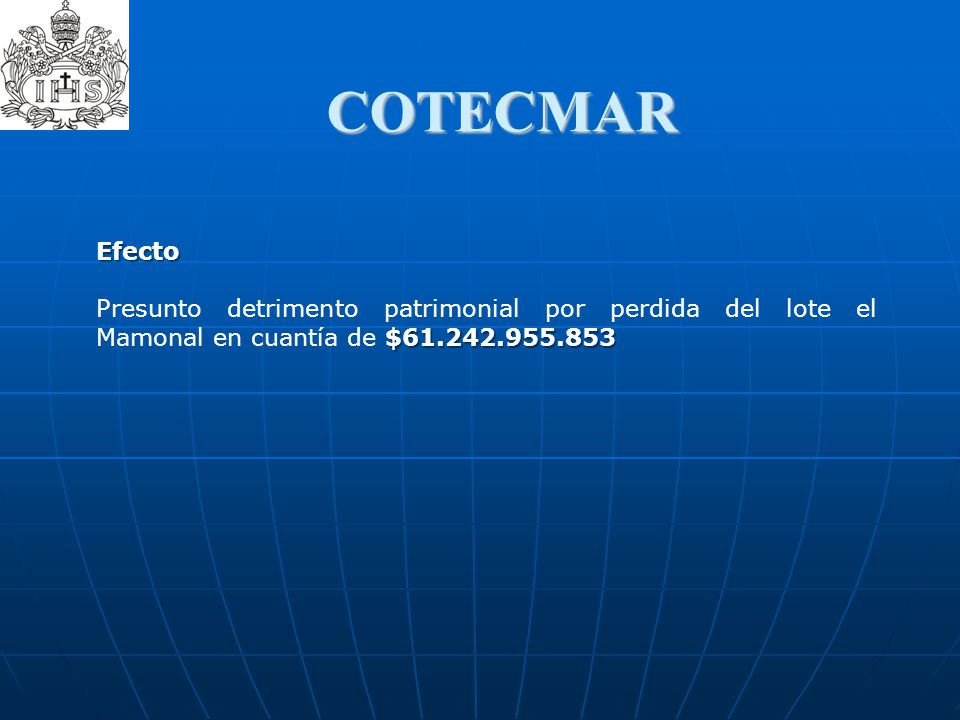 COTECMAR Efecto.