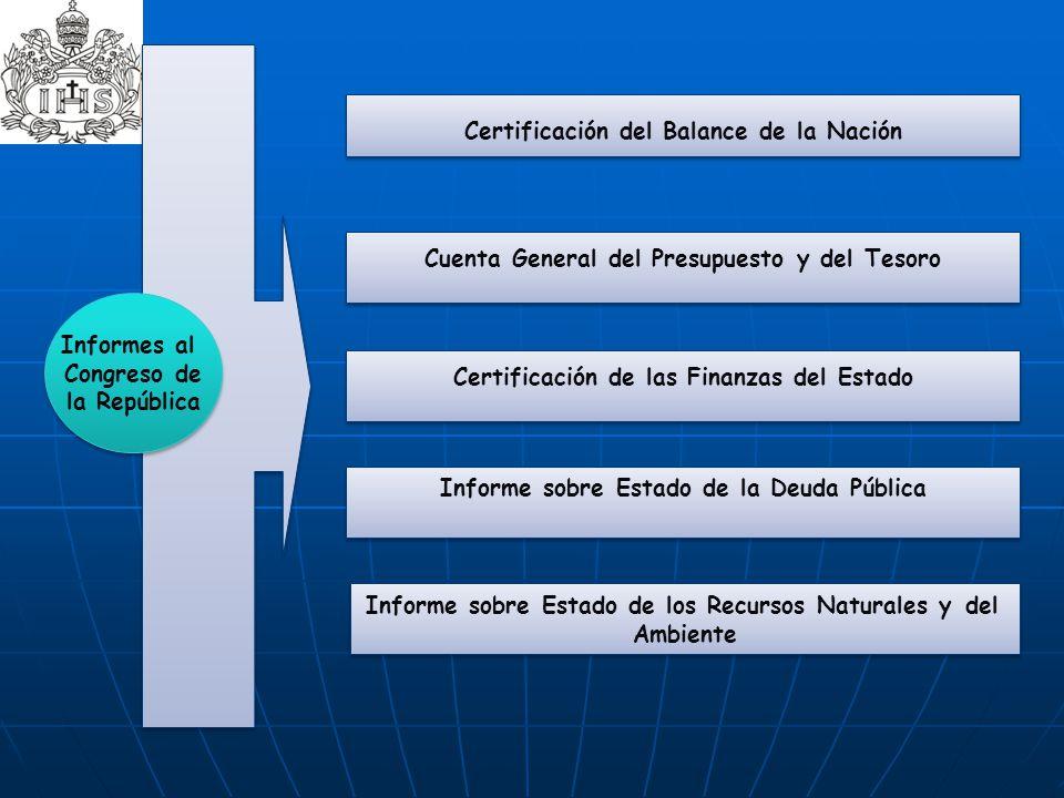 Certificación del Balance de la Nación
