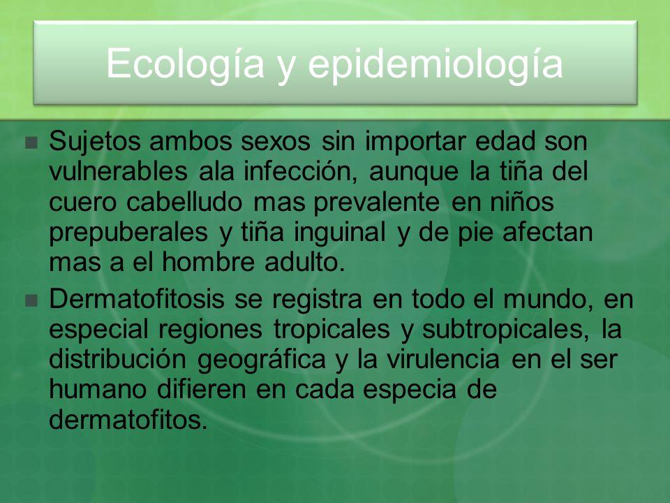 Ecología y epidemiología