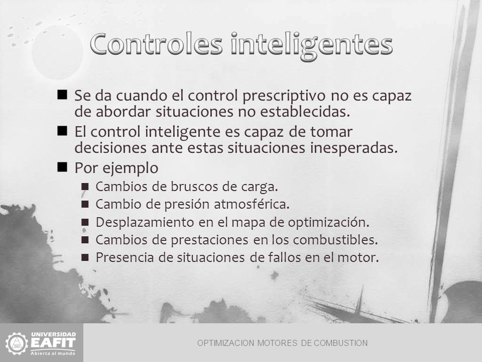Controles inteligentes