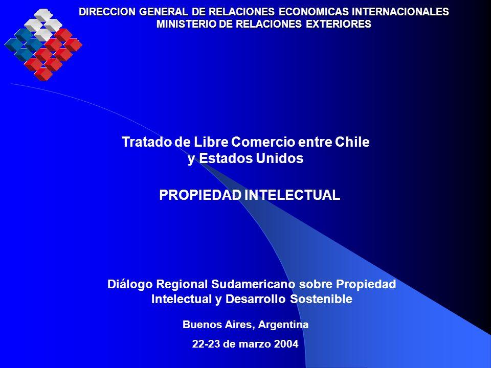 Tratado de Libre Comercio entre Chile y Estados Unidos