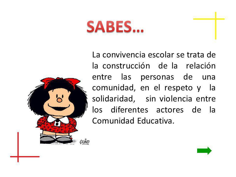 SABES…