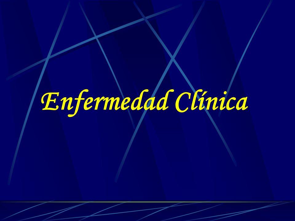 Enfermedad Clínica