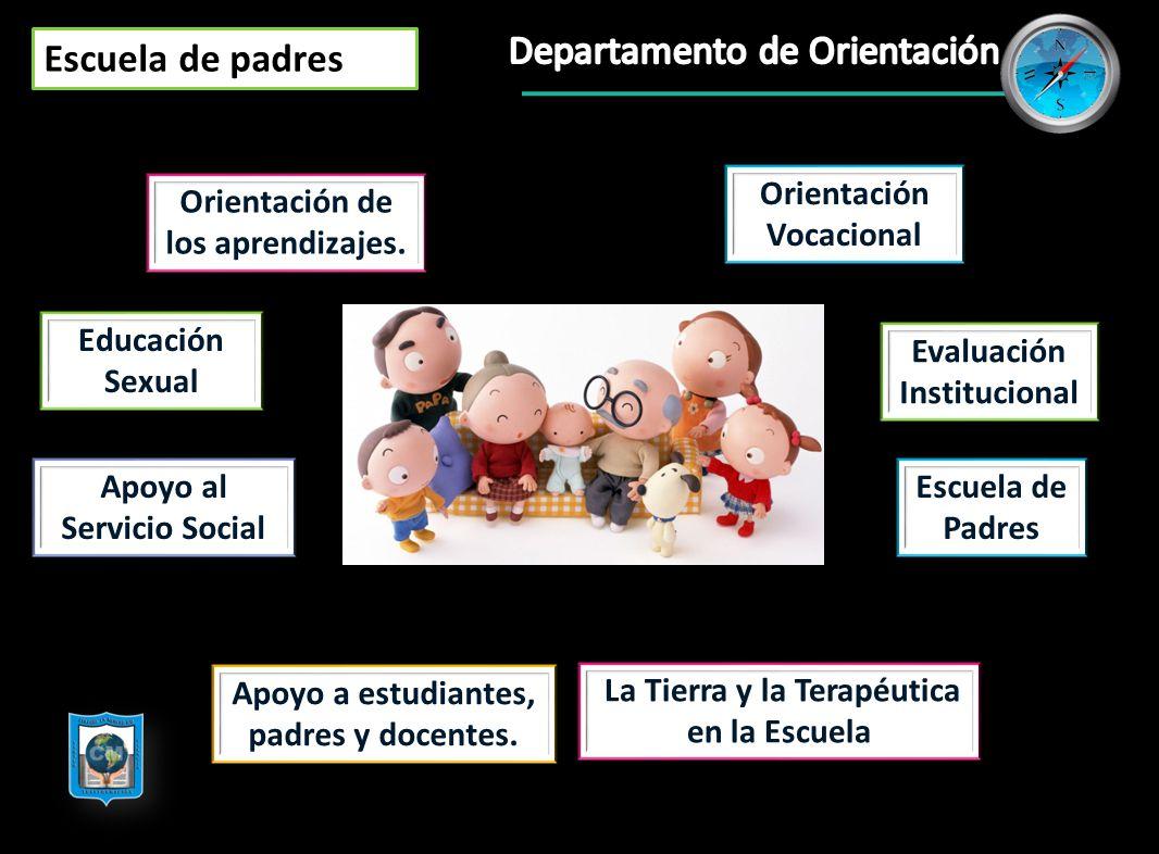 Departamento de Orientación Escuela de padres