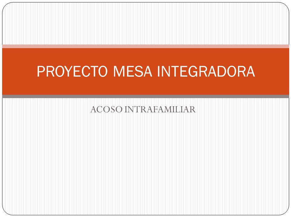 PROYECTO MESA INTEGRADORA