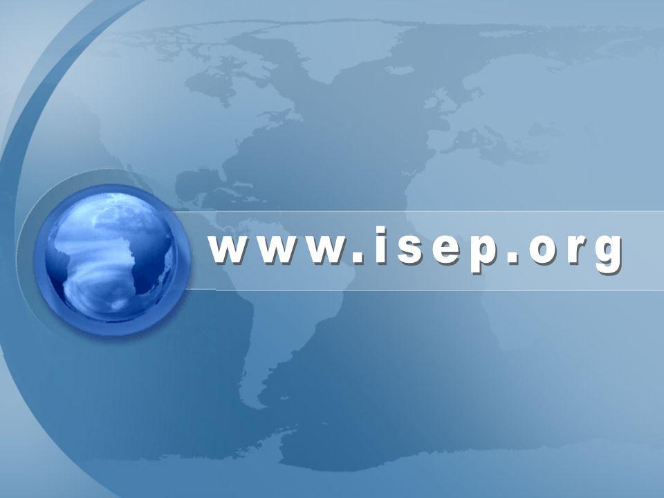 www.isep.org