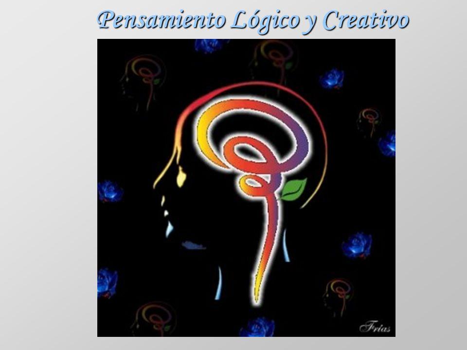 Pensamiento Lógico y Creativo