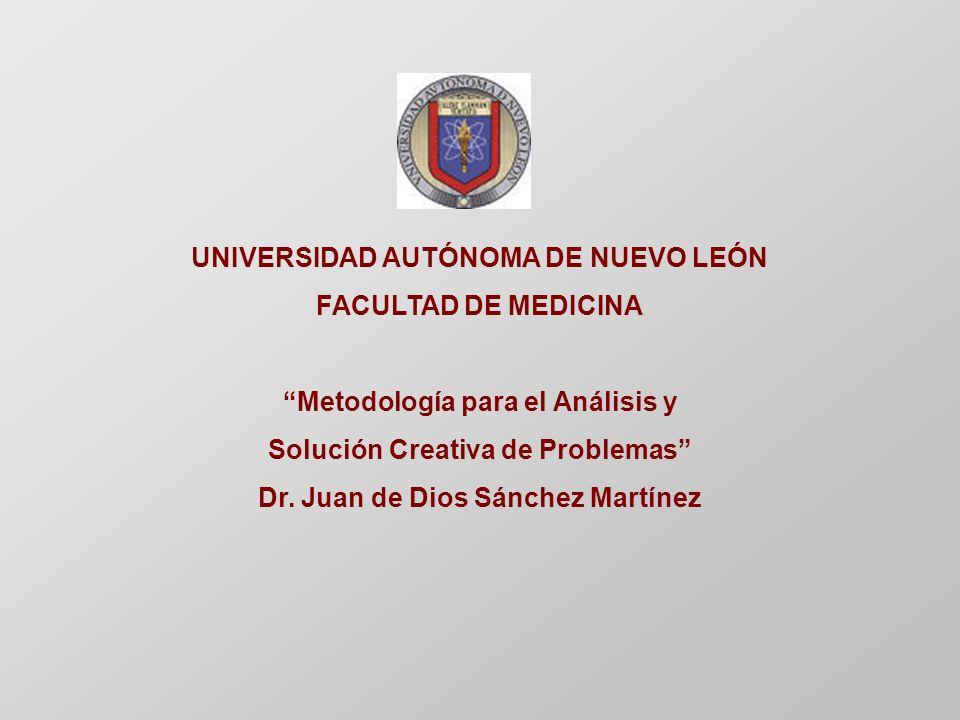 UNIVERSIDAD AUTÓNOMA DE NUEVO LEÓN FACULTAD DE MEDICINA