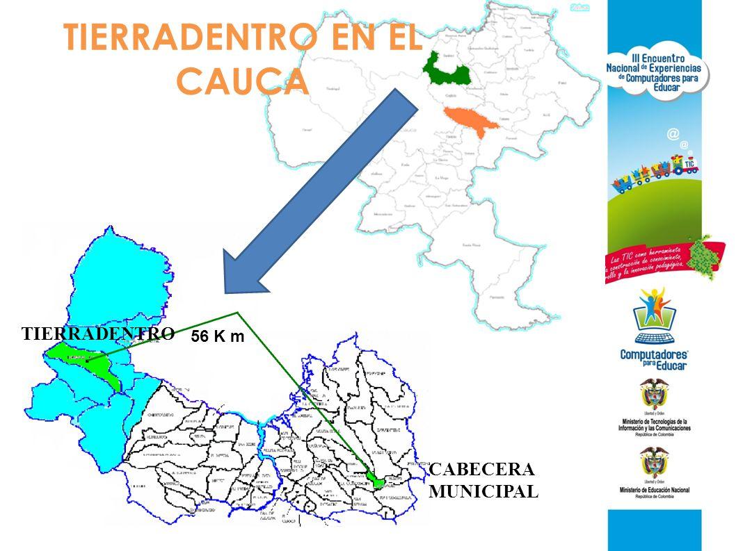 TIERRADENTRO EN EL CAUCA
