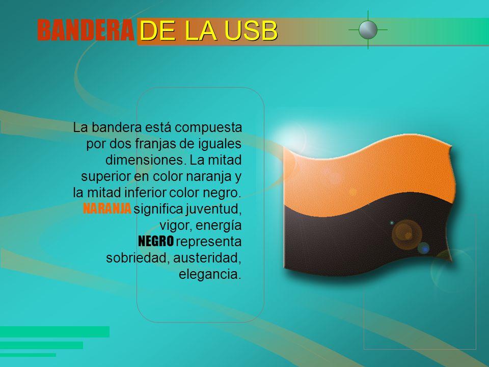 BANDERA DE LA USB.