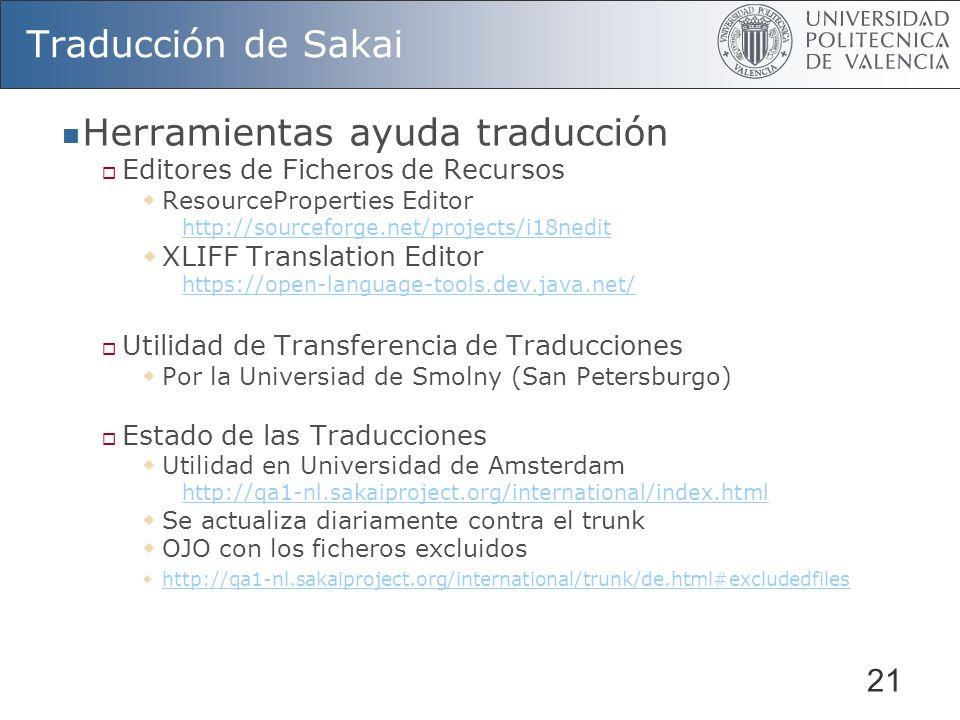 Herramientas ayuda traducción