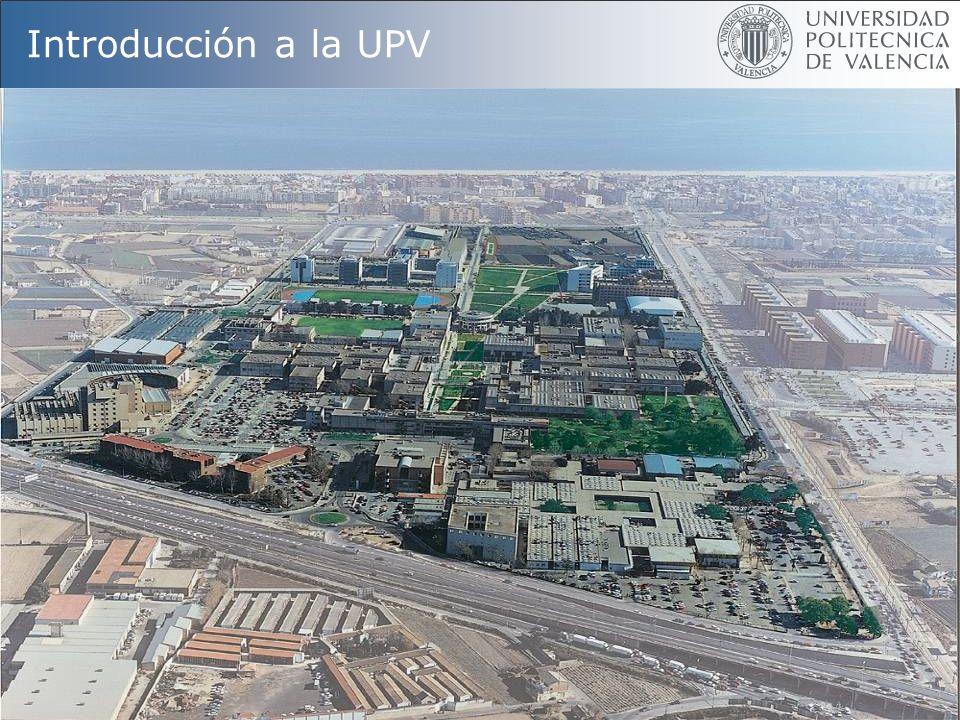 Introducción a la UPV