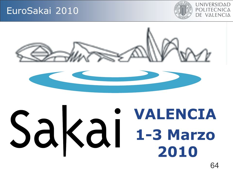EuroSakai 2010 VALENCIA 1-3 Marzo 2010