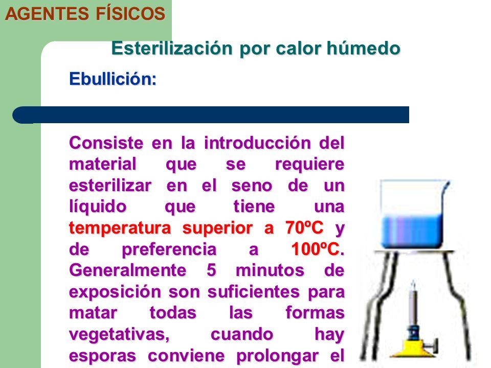 Esterilización por calor húmedo
