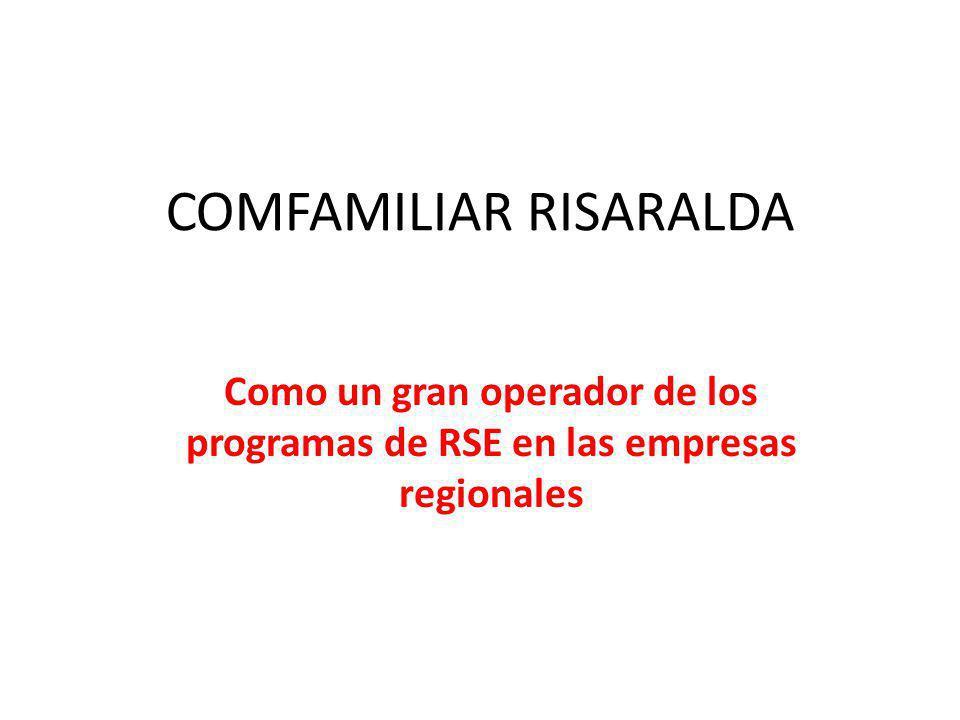 COMFAMILIAR RISARALDA
