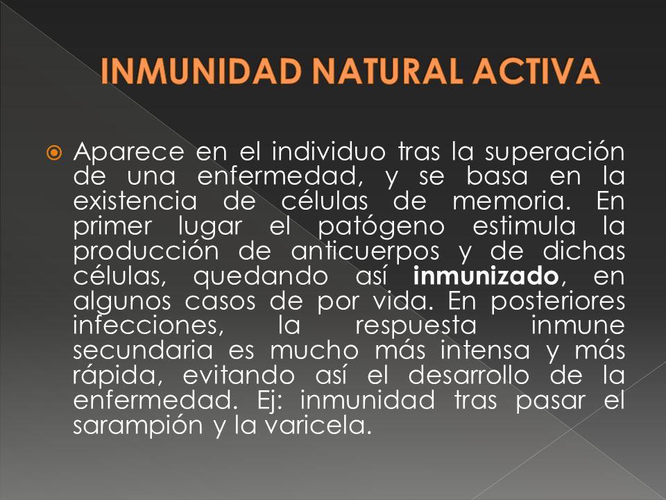 INMUNIDAD NATURAL ACTIVA