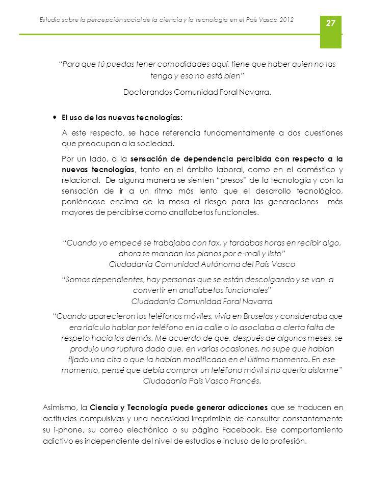 Doctorandos Comunidad Foral Navarra.