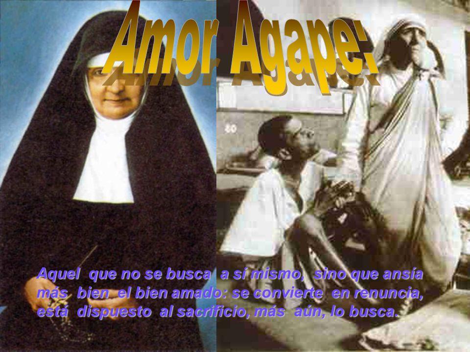 Amor Agape: