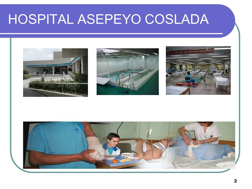 HOSPITAL ASEPEYO COSLADA