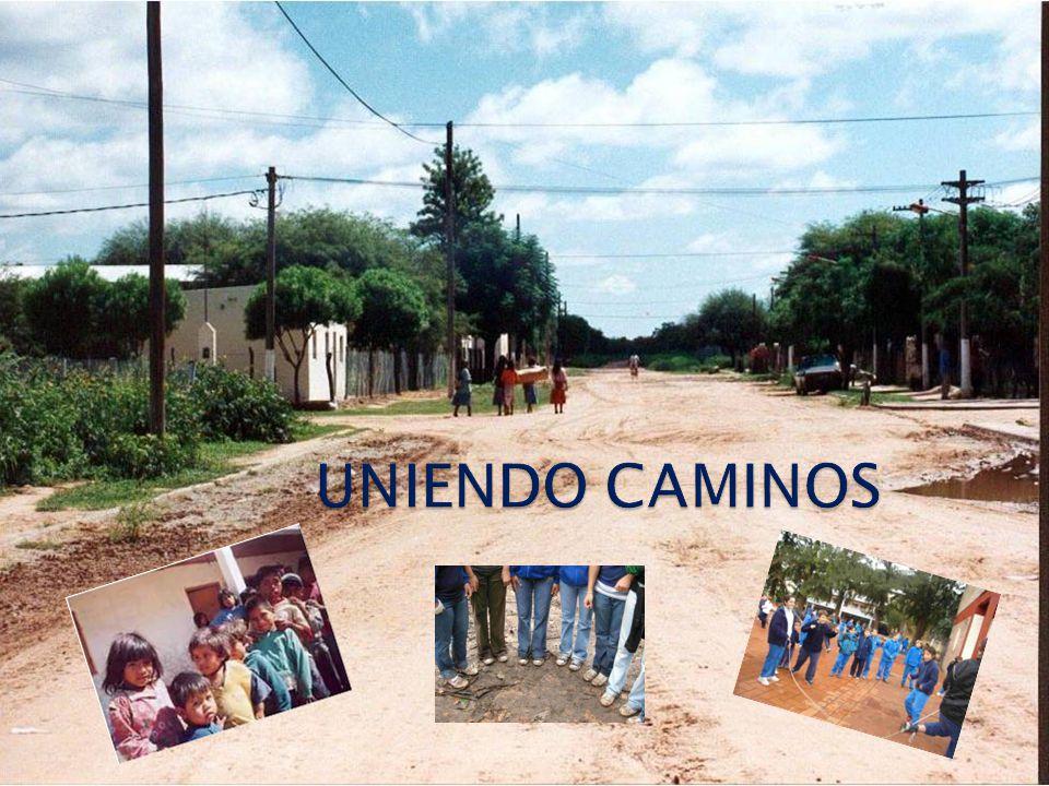 UNIENDO CAMINOS