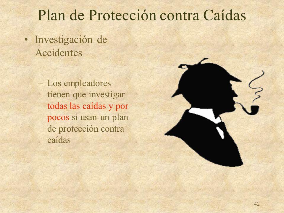 Plan de Protección contra Caídas