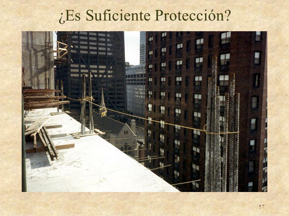 ¿Es Suficiente Protección