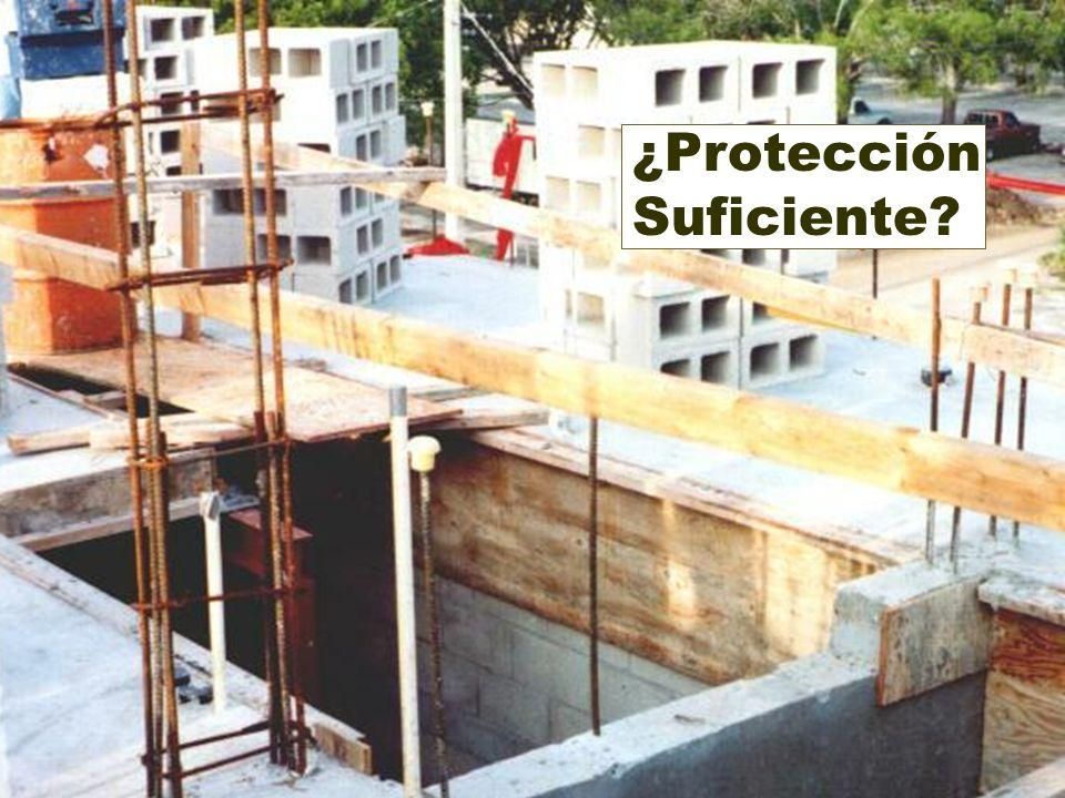 ¿Protección Suficiente