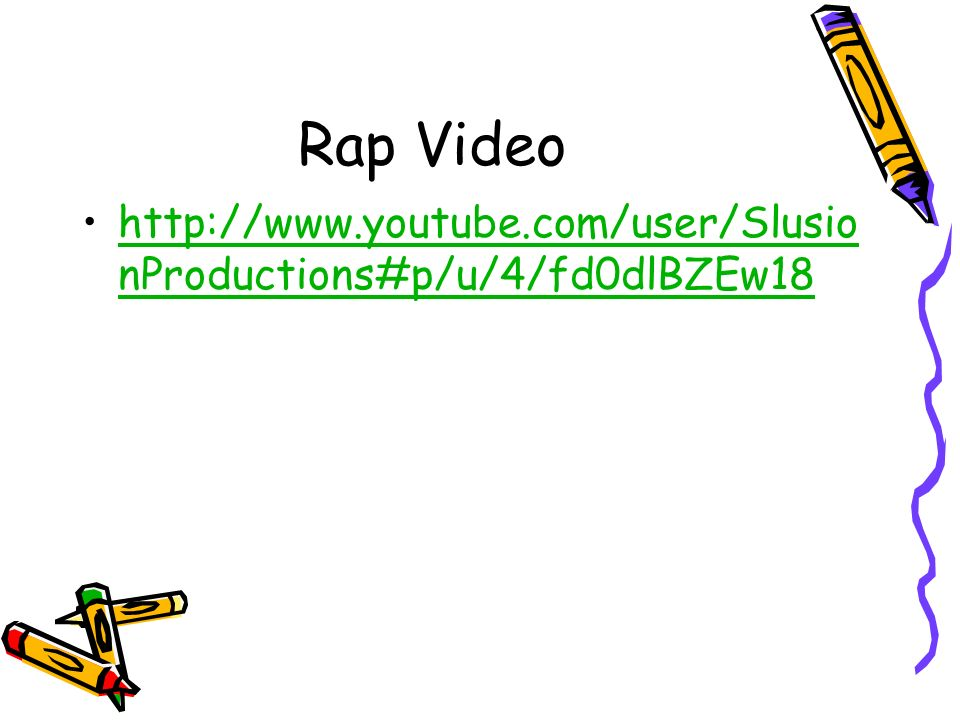 Rap Video http://www.youtube.com/user/SlusionProductions#p/u/4/fd0dlBZEw18