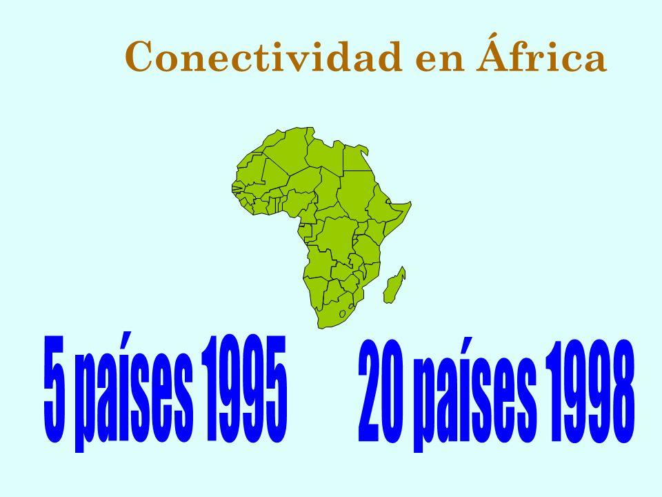 Conectividad en África
