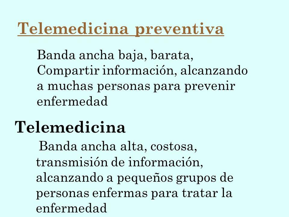 Telemedicina preventiva