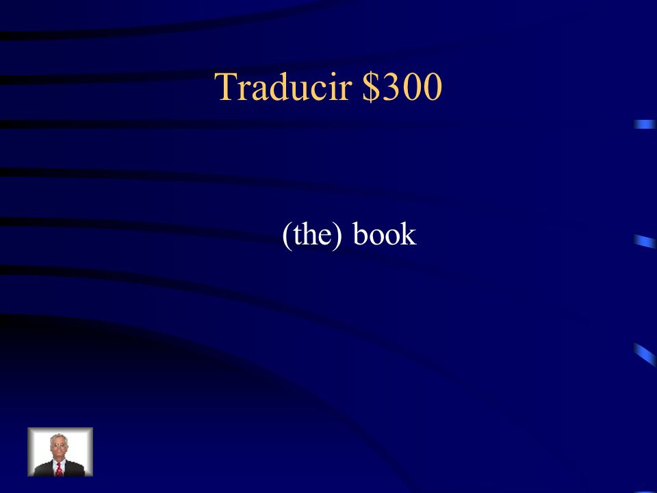 Traducir $300 (the) book