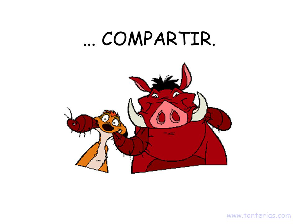 ... COMPARTIR. www.tonterias.com
