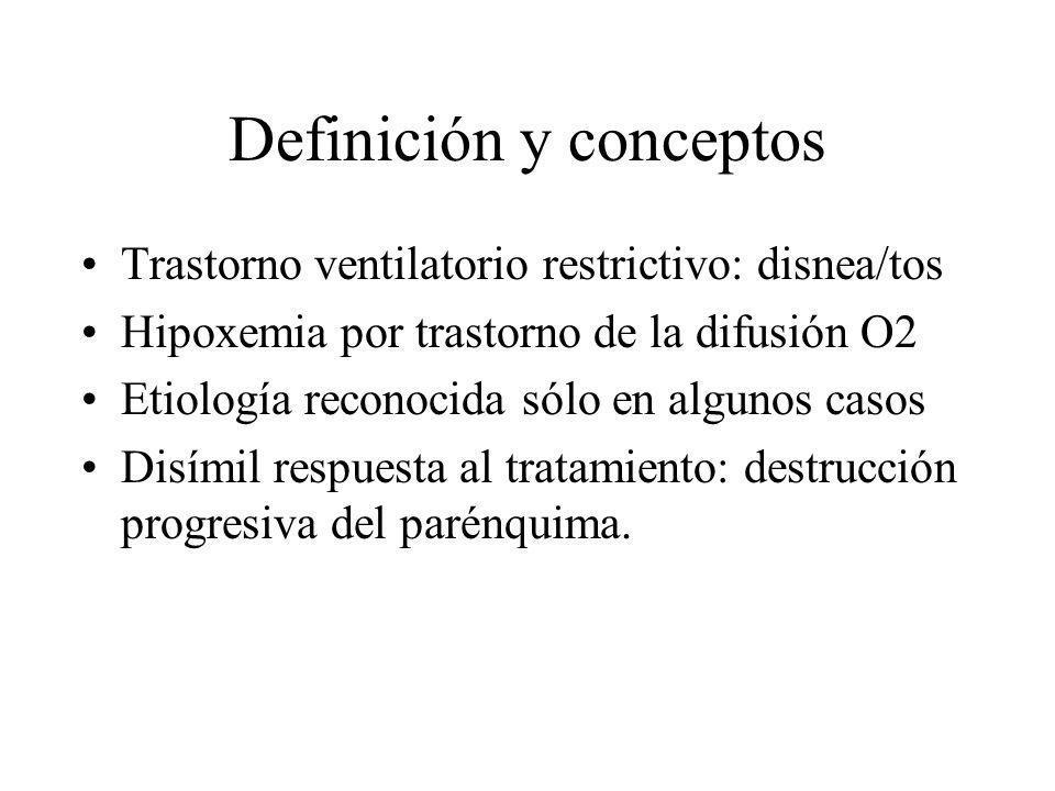 Definición y conceptos