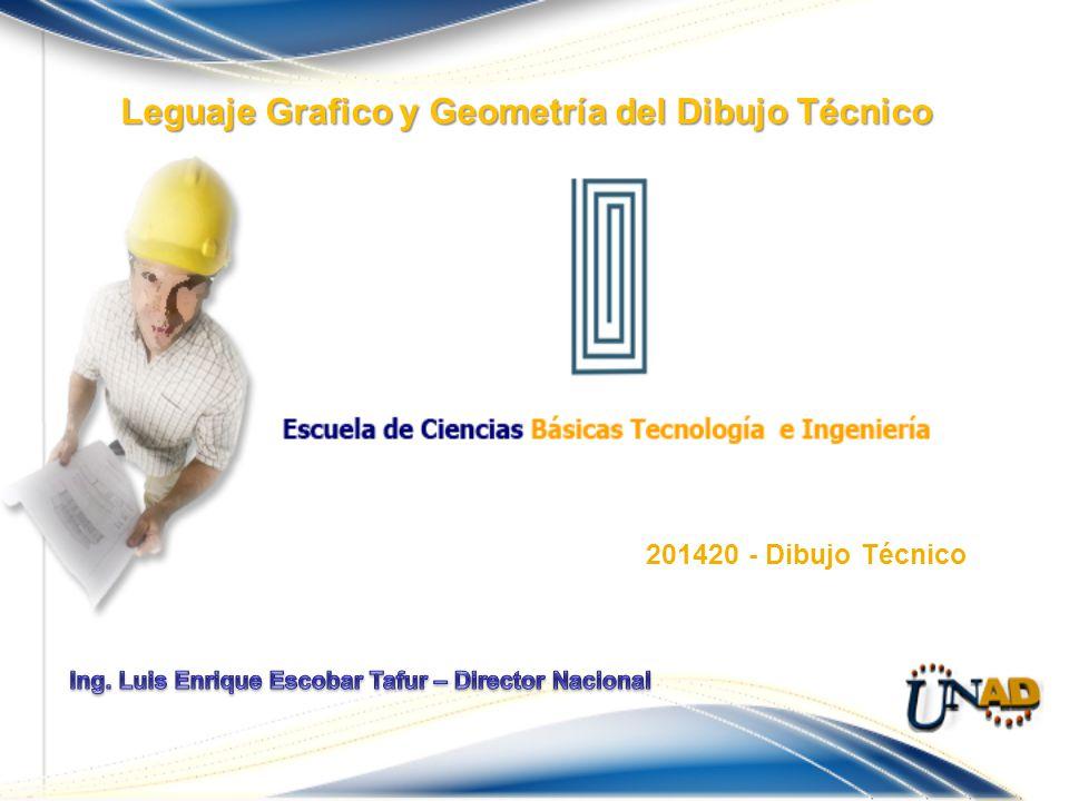 Leguaje Grafico y Geometría del Dibujo Técnico