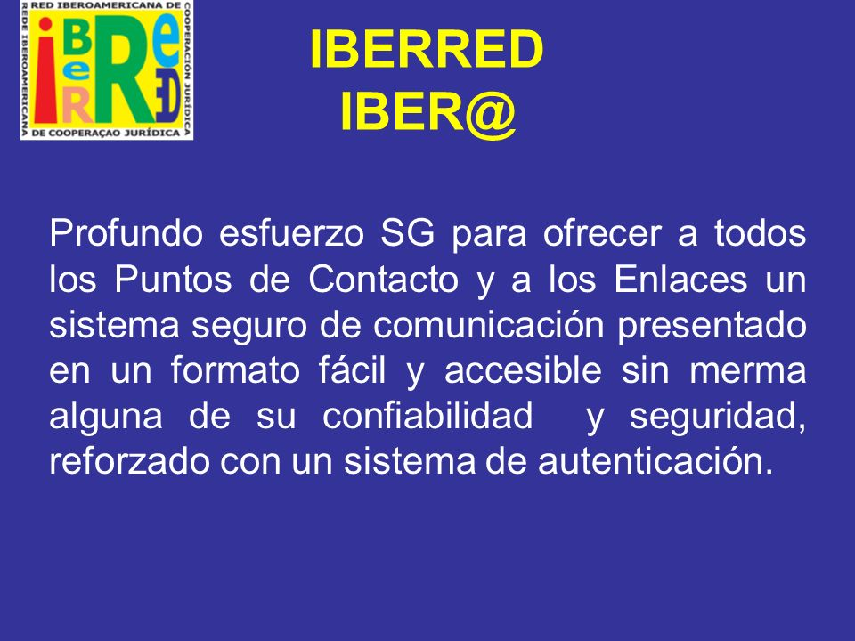 IBERRED IBER@