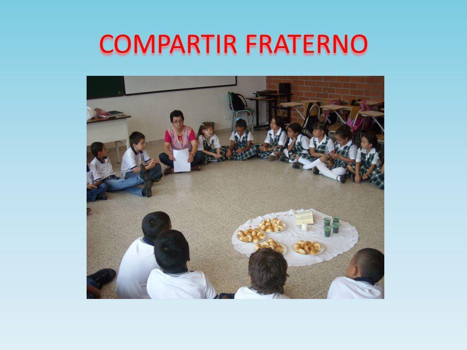 COMPARTIR FRATERNO