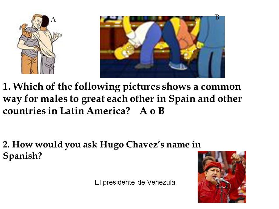 El presidente de Venezula