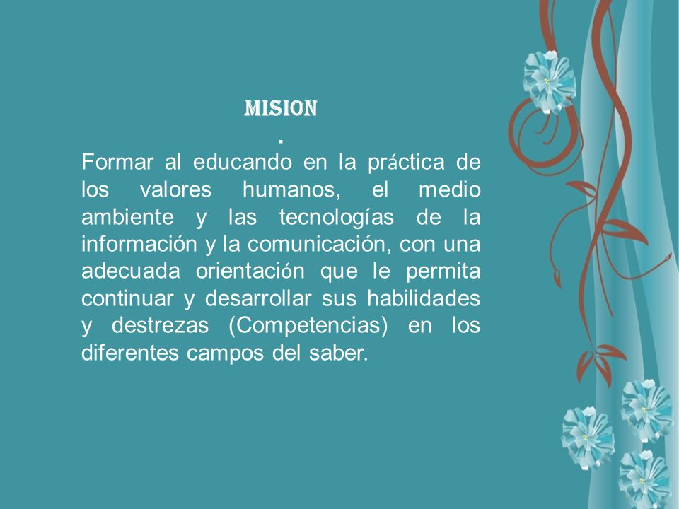 MISION .