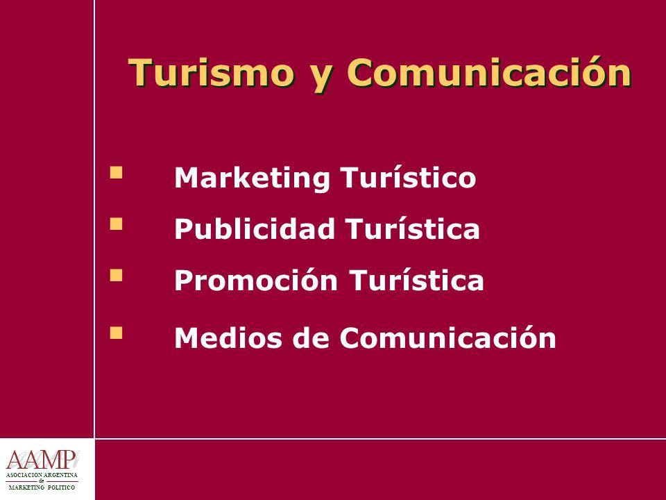 Turismo y Comunicación