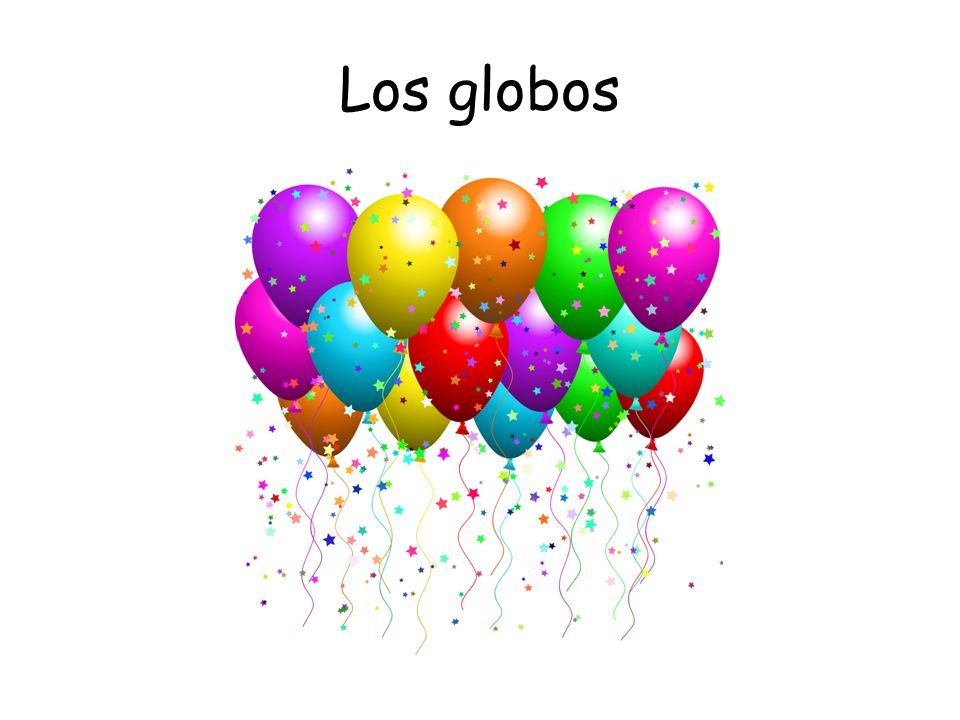 Los globos