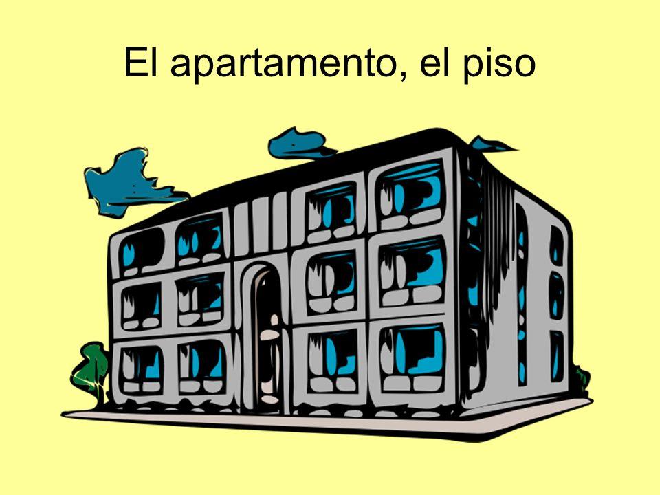 El apartamento, el piso